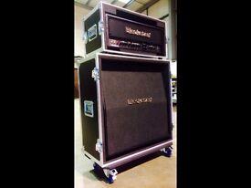 Blackstar amps 412 HT Metal Cab and Flightcase