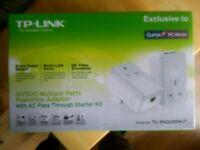 Broadband / WiFi extender kit