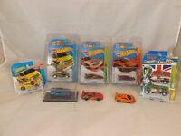 Hot wheels die cast car collectionj Super Treasure Hunt Red line club collection RARE job lot