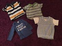 Baby clothes 9-12 months tops