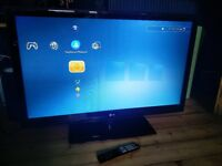 "42"" LED HD TV"