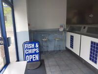 Chip Shop for Rent or Sale