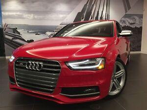 2014 Audi S4 TECHNIK B&O NAV CAMERA