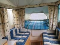 Pennine Stirling folding camper