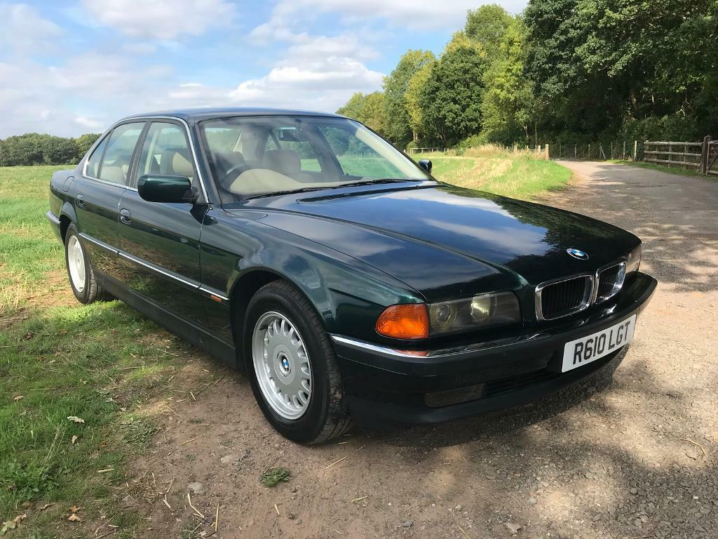 bmw 728i e38 in shrewsbury shropshire gumtree. Black Bedroom Furniture Sets. Home Design Ideas