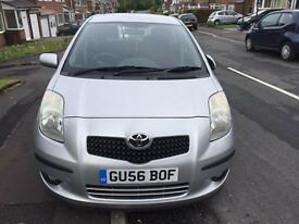 TOP SPEC Toyota Yaris T-Spirit 1.3 vvti 5 door manual
