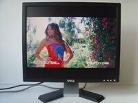 "DELL 19"" LCD PC Computer Monitor"