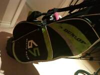 Golf club set bag Dunlop 65 Graphite