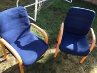 Office Chairs. Open to offers. Good condition.