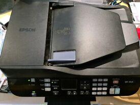 EPSON PRINTER WP-4535 A4 SIZE