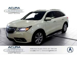 2016 Acura MDX SH-AWD ELITE CUIR+TOIT+NAVI+DVD+BLUETOOTH+CAMERA3