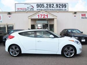 2012 Hyundai Veloster Leather, Navi, WE APPROVE ALL CREDIT