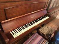 Sames Herrberger Brookes Piano