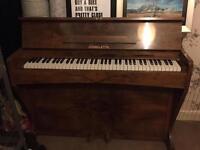 3/4 size piano