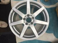 Mercedes AMG 18 Alloy