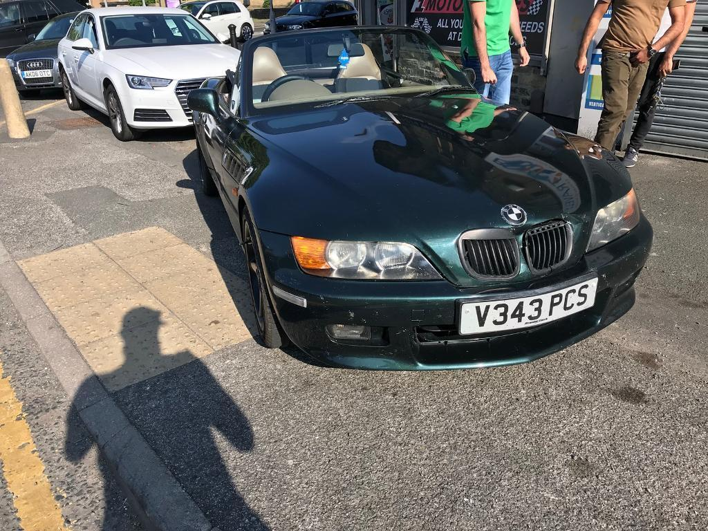 Bmw Z3 2 0 Roadster Cheapest 2 Litre On Net In Queensbury West Yorkshire Gumtree
