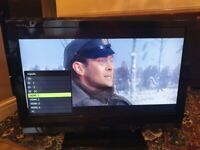 """32"""" LCD TV Toshiba Regza 32 inch tv with 4x ports HDMI (not led smart 3d 4k curved )"""