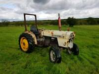 David Brown 880 tractor project parts