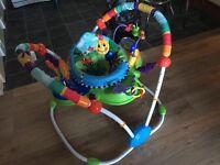 Jumparoo (baby einstein neighbourhood friends activity jumper)