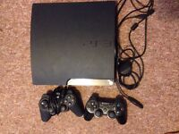 PS3 Slim and Locksmith game worth over £70