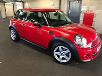 2011 MINI FIRST 1.6 PATROL FACELIFT 6 SPEED MANUAL 12 MONTHS MOT LOW MILEAGE