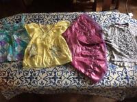 Girls size 8-9 years clothing bundle