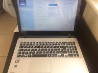Laptop Toshiba Satellite L50D-B-13Q 8Gb Ram 1000GB Hdd AMD A8-6410 Radeon R5 graphics