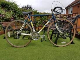 53cm Medium Size Retro Road Bike Bicycle