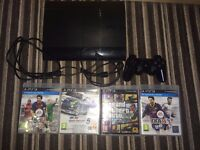 Play station 3 12gb For sale