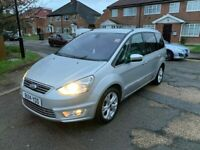 2014 FORD GALAXY TITANIUM / AUTOMATIC / only 67000 MILES / 1 YEAR MOT / VERY CLEAN CAR / ONLY £7200