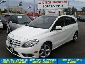 2013 Mercedes-Benz B-Class Sports Panoramic Roof/Lther/HtdSts &G