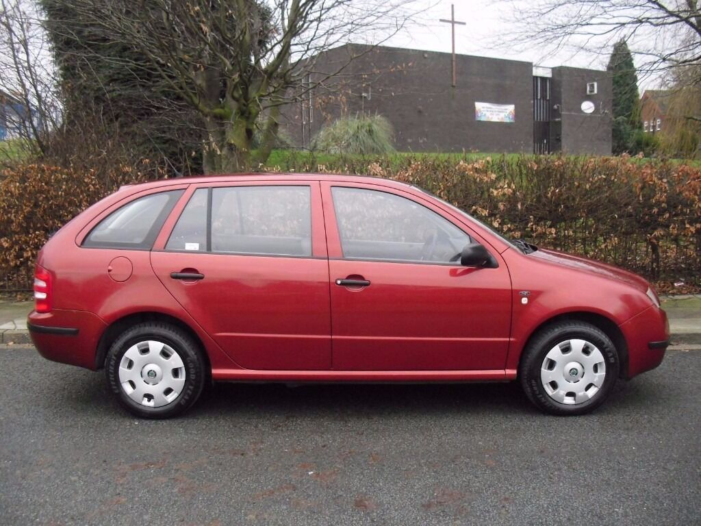 2003 Diesel Skoda Fabia Estate Manual With 12 Month MOT PX Welcome