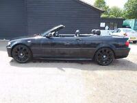 (2006 BMW 320CD M Sport Convertible Manual Diesel)
