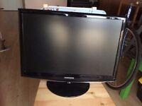 Samsung 2233rz monitor 120hz 3D, 22 inch