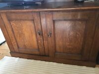 Lovely solid oak sideboard for sale