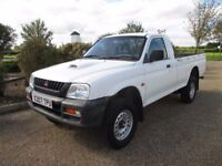Mitsubishi L200 Pick up 4x4 - Single cab