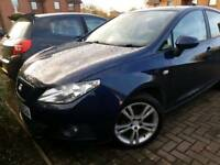 SEAT Ibiza 1.4 16v Sport 5dr with AIR CON ALLOYS 12 MONTHS MOT