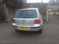 Volkswagen golf 1.6 Auto. Quick Sale £500
