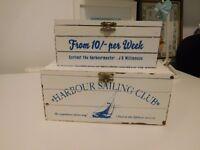 Beach Style Storage Boxes