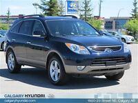 2012 Hyundai Veracruz Limited AWD 7Pass Nav Leather Sunroof