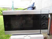 Tesco Microwave for sale.