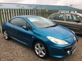 Peugeot 307cc Sport Hdi **only 84,000 miles**