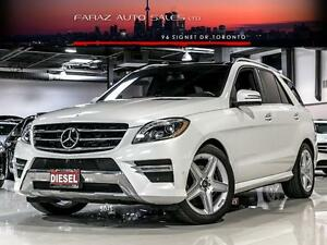 2013 Mercedes-Benz ML350 AMG|NAVI|BLIND SPOT|REAR CAM|LANE ASSIS