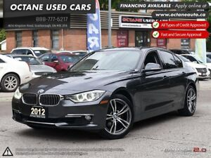 2012 BMW 328i MINT Condition! Navi, Bluetooth, Parking Sensors!