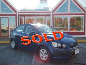 2012 Chevrolet Sonic LT YES AUTOMATIC!! YES AIR!! YES CRUISE!! N