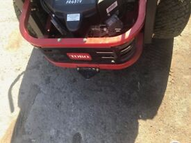 Toro Titan ZX 4800 only done ..... hours drive.