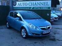 Vauxhall Corse 1.4 design automatic. 1 year free warranty. New Mot