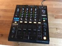 Pioneer DJM 900 Nexus Professional DJ Mixer - Mint condition - 2015 - ( CDJ 2000 Nexus XDJ 1000 )