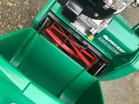 Qualcast 35s Suffolk Punch Self Propelled Petrol Lawnmower