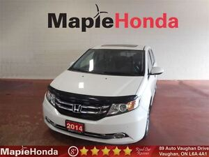 2014 Honda Odyssey Touring| Fully Loaded, Navi, Leather!